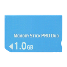 1GB memory card 1.0GB MS PRO DUO 1G Memory Stick Pro Duo for Handheld game console Old camera