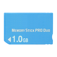 1GB memory card 1.0GB MS PRO DUO 1G Memory Stick Pro Duo for Handheld game console Old camera(China)
