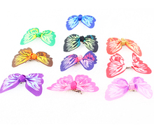 "New Dog Hair Bows Rubber Bands Butterfly Nice Dog 2.8""Durable Small Bowknot Pet Grooming Products Accessories(China)"