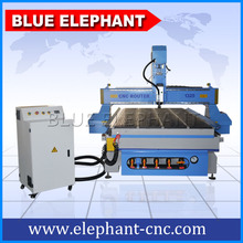 Wood Furniture Engraving Cnc Router ELE1325 Cnc Vertical And Horizontal Router Machine(China)