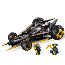 2017 Building Blocks Ninjago Kai Charger Activate Interceptor Bricks Figures Toys Compatible Lepin Children TL - Mommy baby's paradise store