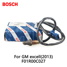1pcs/lot Bosch Exhaust Gas Oxygen Sensor For GM excell(2013) 1.5L F01R00C027