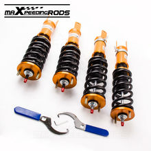24 Ways Damper Coilovers For 2000-2009 Honda S2000 2D AP1 AP2 S2K Shock Absorbers Struts Coilover Suspension Spring Lowering(China)