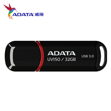 ADATA UV150 Super Speed USB Flash Drive 16GB 32GB Memory Stick USB3.0 90MB/s Pen Disk Mini U memroia usb stick - AOA Group Co., Ltd store