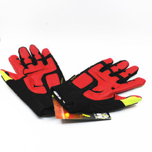 Summer Winter Full Finger motorcycle gloves gants moto luvas motocross leather motorbike guantes Outdoor climbing cycling sport(China)