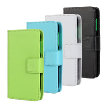 For Nokia Lumia 530 Cover Case Wallet Flip PU Leather Book Purse Mobile Phone Accessories Classical Cover For Nokia Lumia 530