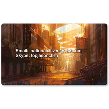 Many Playmat Choices -Tin Street Market- MTG Board Game Mat Table Mat for Magical Mouse Mat the Gathering 60 x 35CM(China)