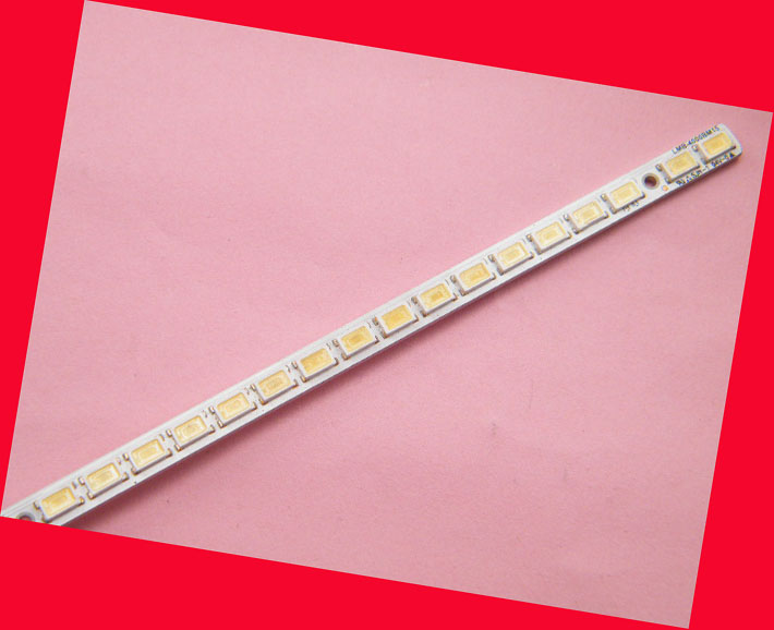 40inch FOR Samsung LG Sony LED LCD TV backlight bar LMB-4000BM15 1PCS = 64LED 456MM(China)
