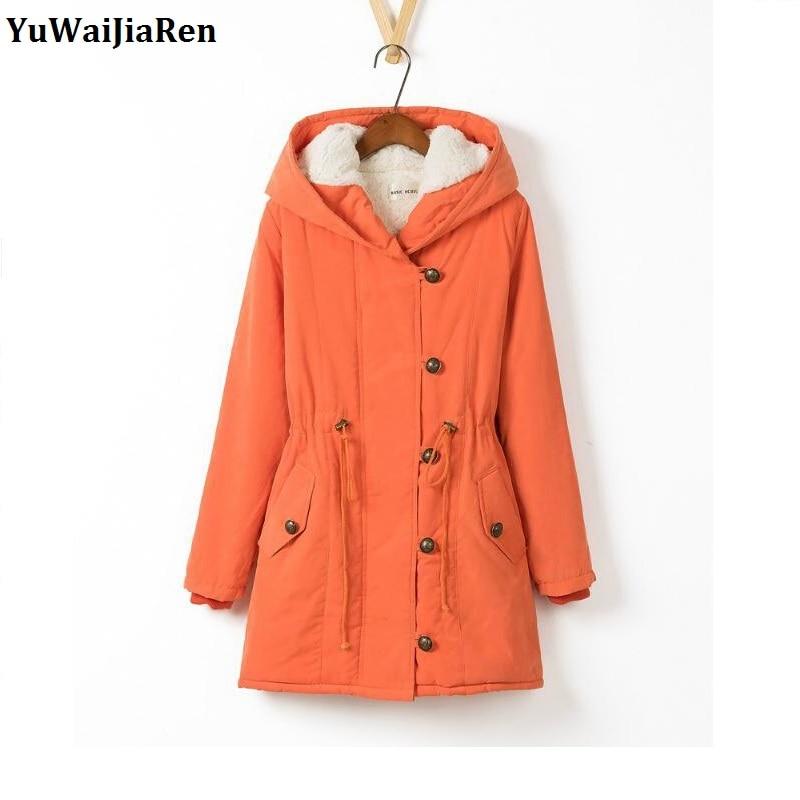 Fashional Winter Jacket Women Hoody Long Style Cotton Warm Fur Coat Women Parka Plus Size M~XXXXL jaqueta feminina abrigosОдежда и ак�е��уары<br><br><br>Aliexpress