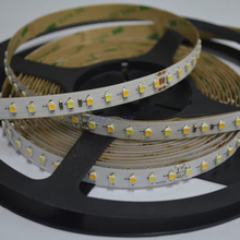 CRI>95 120LEDS/M 3528 LED strip light CCT DC24V two color temperature adjustable Dimmable led light 100M DHL free shipping(China)