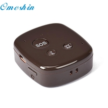 New Arrival  Smart  Smallest GPS Tracker Long Standby Time SOS Dual Talk Platform BW