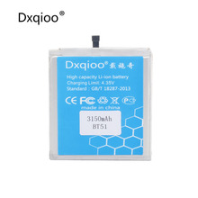 Dxqioo Mobile phone battery for meizu MX5 M575M M575U BT51 Batteries(China)