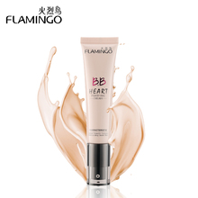 Flamingo Brand New Perfect Cover Concealer Beauty Cosmetic Foundation Moisturizer Translucent Brightening Clear BB Cream D1021(China)