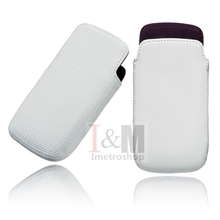 GENUINE FOR BLACKBERRY LEATHER POCKET POUCH CASE 9370 9360 9350 CURVE
