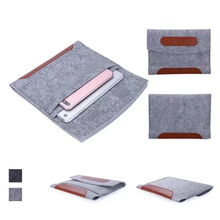 "for ipad Pro 10.5 New 2017 Shockproof Wool Felt Tablet Sleeve Bag Pouch Case for Samsung Tab S3 Air 2 Huawei 9""~10"" Universal(China)"