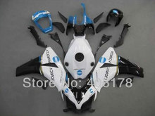 Hot Sales,For Honda 08 09 10 11 CBR1000RR Fairing Fireblade 2008-2011 konica minolta motorbike fairings kits (Injection molding)