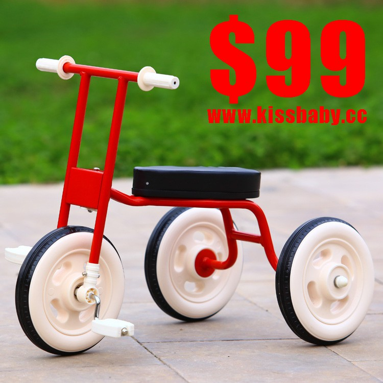 candy color simple triciclo muji baby pedal tricycle stroller japan design pram cart<br><br>Aliexpress