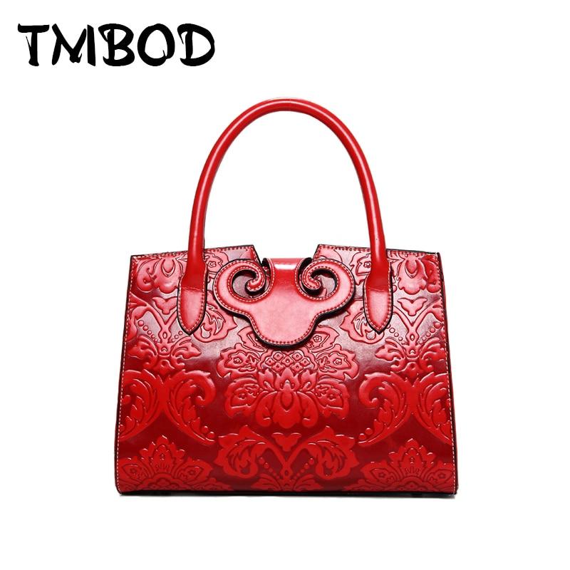 New 2018 Women Handbag Embossing Chinese Style Tote PU Leather Handbags For Female Ladies Elegant Messenger Bags bolsas an544<br>