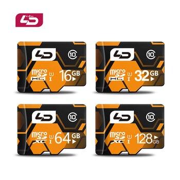 LD Haute Performance Carte Micro Sd pour Voiture DVR 8 GB/16 GB Micro SD 32 GB 64 GB/128 GB Class10 Carte Mémoire
