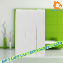 Wireless Door sensor,door detector,magnetic contact,door contact,SC2262/1527,433mhz for home security alarm system