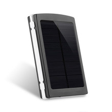 Universal Outdoor 6000mah Solar Power Bank Dual usb External Battery Solar Charger For iPhone6 6s SamsungS6 S7 HTC LG