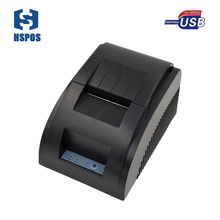 Quality 58mm desktop usb printer low cost with low noise receipt impressora support multiple computer printing
