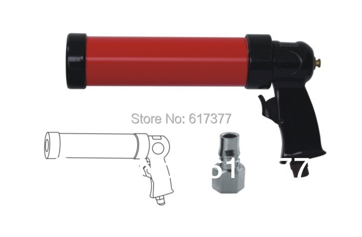 Good Quality Retail DIY&amp;Professional 310ml  Pneumatic Cartridge Caulking Gun<br>