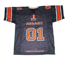 Custom sublimation American football jersey uniforms