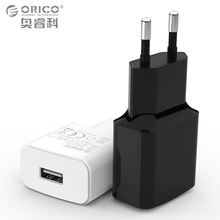 ORICO 10W Universal USB Charger 5W Travel Wall Charger Adapter Smart Mobile Phone Charger for iPhone Samsung Xiaomi iPad Tablets