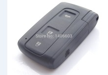 New Replacement case for crown 3 button remote key case for TOyota Shell Blank Cover 1pc
