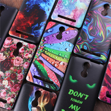 Buy Cool Case Homtom HT27 case Lovely soft silicone TPU colorful painting patterns back cover Homtom HT27 5.5 inch cover for $2.39 in AliExpress store