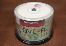 Wholesale 50 Discs Newsmy Grade A 4.7 GB 16x Blank Printable DVD+R Disc