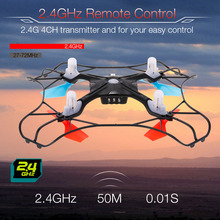 Techboy TB-800 2.4GHz Remote Control One-key Hand Sense Motion Controlling Drone RC Quadcopter with 3D Flip Function Helicopter(China)