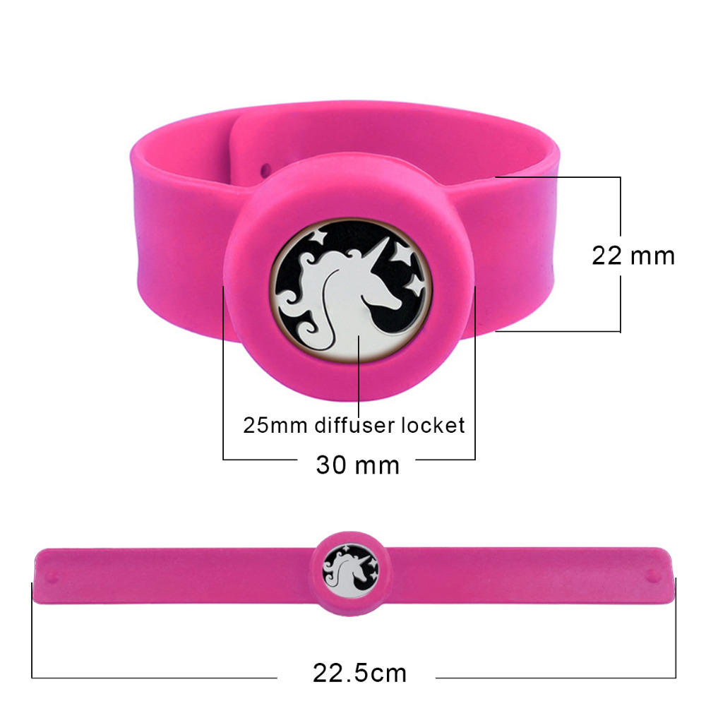 ZP-BS-size of silicone bracelet