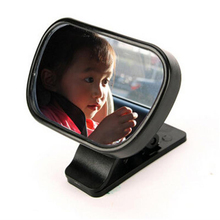 Promotion Baby View In-Sight Rearview Car Mirror Back Seat Safe Mirror Baby Car Back Seat Rearview Mirror(China)