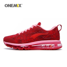 New arrival 2016 Onemix men's sport shoes breathable basketball shoe for women conformtable outdoor athletic shoes free shipping(China)