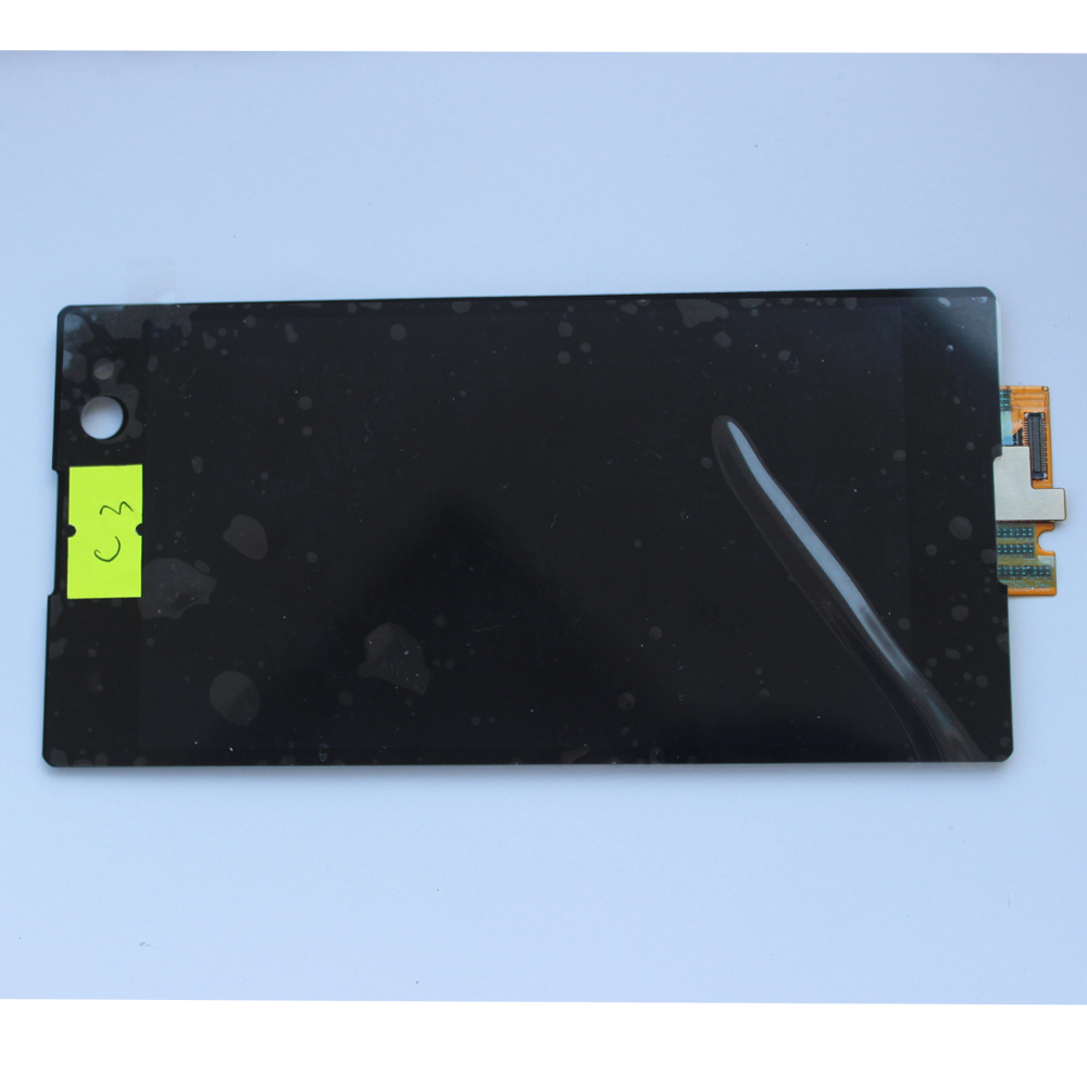 100% test good working LCD Display Touch Screen Digitizer For Sony Xperia C3 D2533 D2502 S55U S55T freeshipping<br><br>Aliexpress