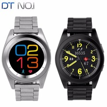 DT No.1 G6 Smat Watch MTK2502 Bluetooth 4.0 G6 Sport Smart Wrist Watch Health Tracker Heart Rate Monitor for Android iOS Phone(China)