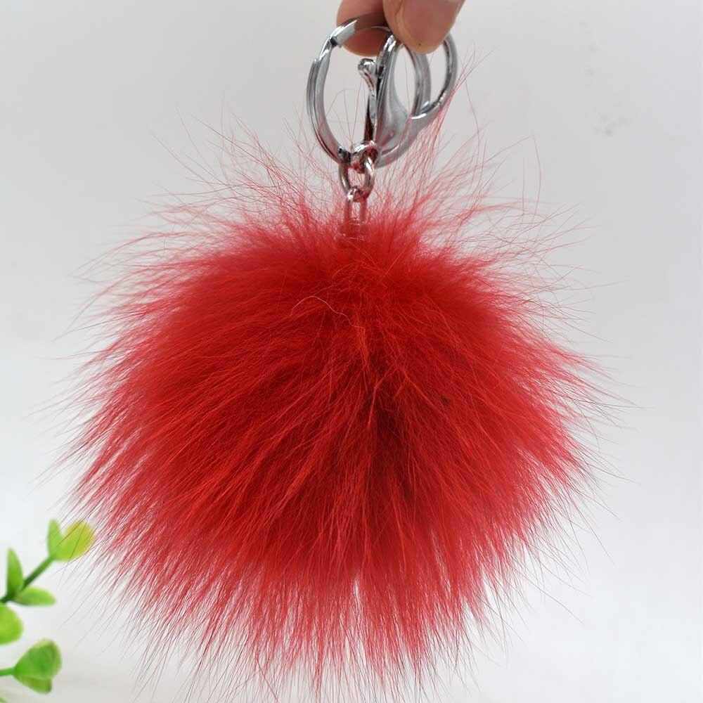 small fox fur pompom 14