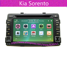 Free Shipping Car Dvd Player For Kia Sorento Gps With Radio Mp3 Ipod Free Map