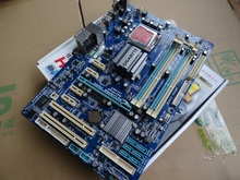 Original Motherboard for Gigabyte GA-EP43T-S3L LGA775 DDR3 Quad Core alone significantly large plate EP43T-S3L