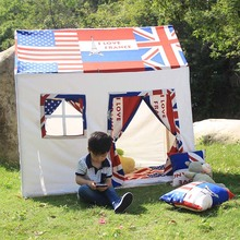 Hot Selling Tent Children Game Room Kid House Tent Multifunctional Kids Play Tents One Bedroom Tent for Indoor Outside