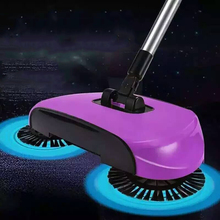 2017 Sweeping Machine Push Type Magic Broom Convenient Sweeper Dustpan Hand Vacuum Floor Robotic Vacuum Cleaner Automatic Home(China)