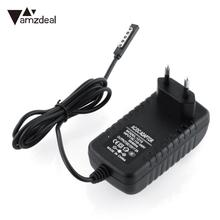 amzdeal EU Plug 12V 2A Tablet Adapter Charger For Microsoft Surface RT Tablet Fast Charging Portable Charger