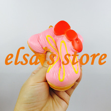 squishy 1pcs rare squishy jumbo kawaii hello kitty donut squishy with retail package soft hand pillow phone straps Free Shipping(China)