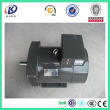 ST-12KW Free Shipping to France by Sea 1 phase brush 12kw generator for diesel engine(China)