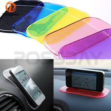 10Pcs Anti Slip Car Dashboard Cigarette GPS MP3 MP4 Mobile Phone Mat Pad Anti-Slip Sticky Magic Truck Car Mat Spider Sticky Pad(China)