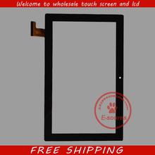 "5pcs/lot Original New 10.1"" Wexler TAB 10i Tablet TOPSUN_F0037(COB)_A3 Touch Screen Digitizer Panel Sensor FreeShipping"
