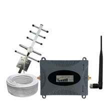 2017 New 65db High Powerful GSM Repeater 900MHz LCD Display GSM Cellular Signal Booster UMTS 900MHz Mini Phone Amplifier UPGRADE