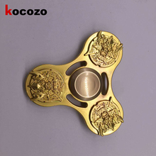 Buy 2017 Fidget Toy Hand Spinner Rotation Time Long Autism ADHD fidget spinner Funny Anti Stress spinner Anti-stress for $5.11 in AliExpress store